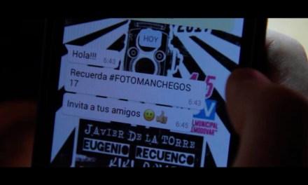 Lujazo de video promocional para FotoManchegos2017 de la mano de Escaparate Films