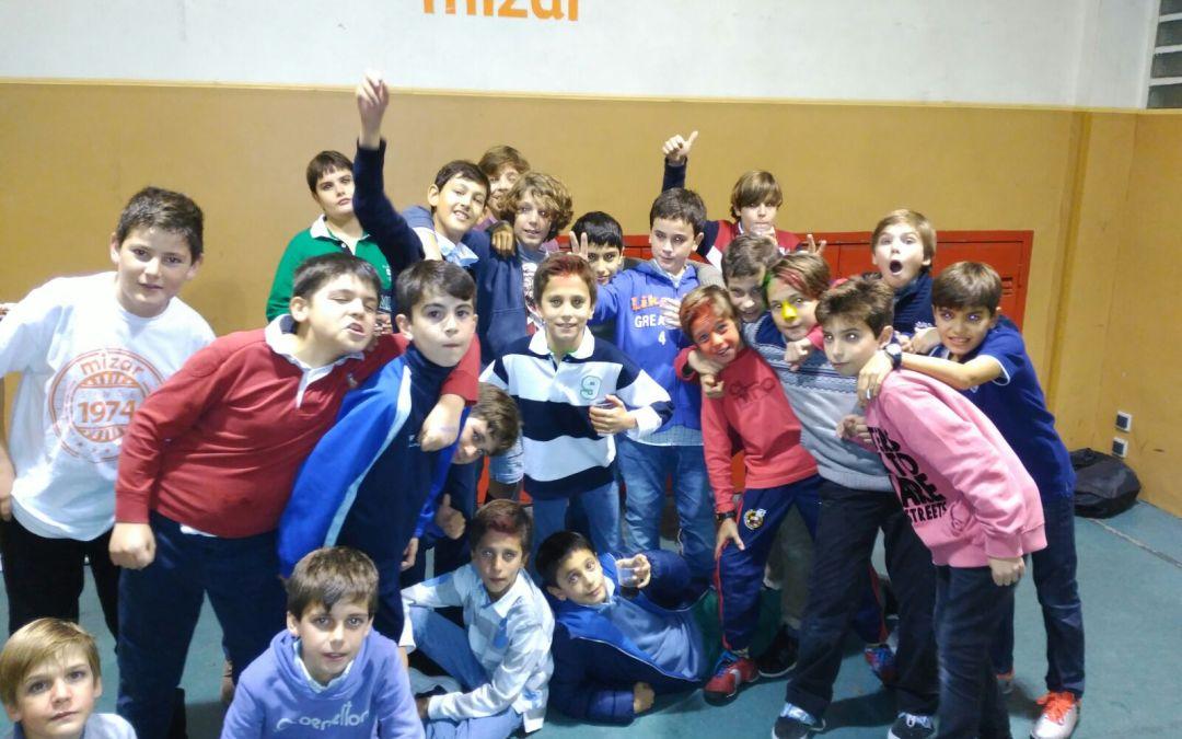 Cumpleaños y gymkana en Mizar