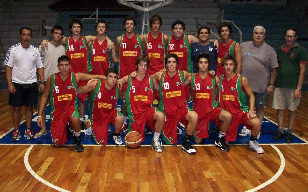 Basquet: Neptunia Campeón 2012 – U17