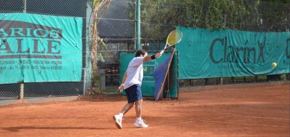 Tenis: Arranca la 1° Fecha del Torneo de Mayores 2014