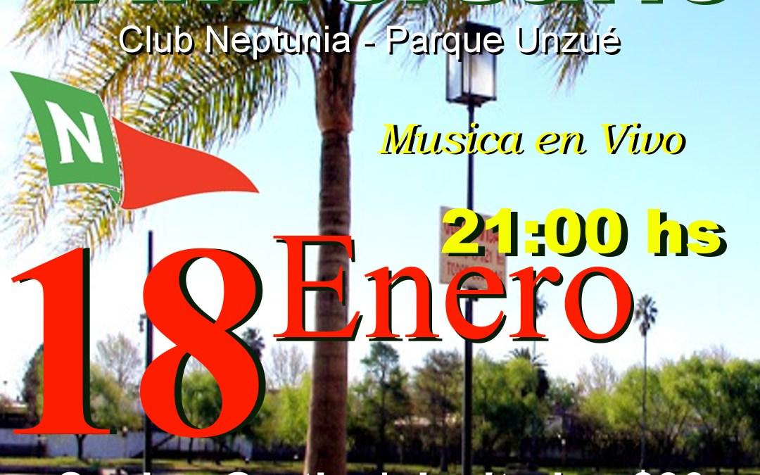 Fiesta 79° Aniversario del Club Neptunia