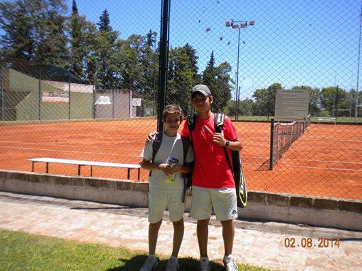Tenis: Buena actuación de Pedro Chaia en el G3 de Paraná