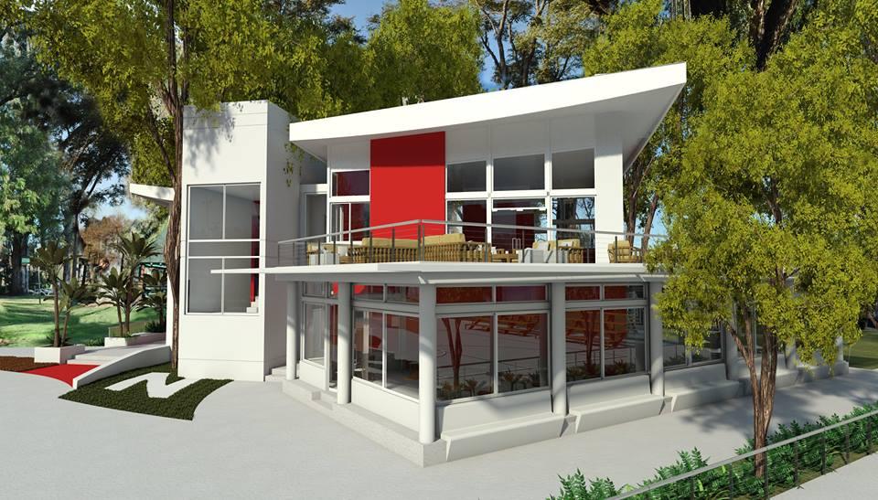Presentación Proyecto Obra Parque Unzué