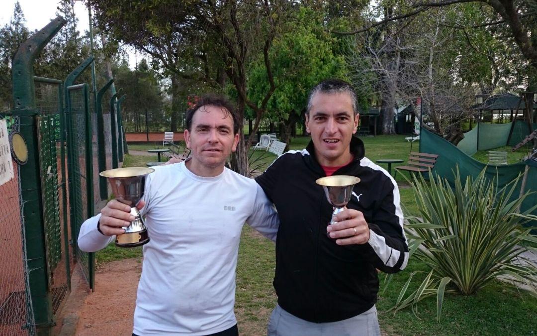 Tenis: Gabas, Perez y Diaz ganadores de la 6° Fecha del Abierto del Neptunia.