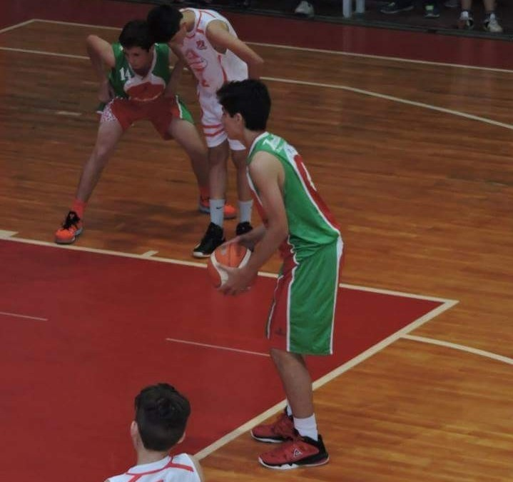 EMANUEL JURADO SUBCAMPEON ARGENTINO U13