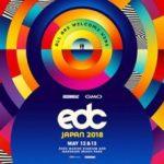 EDC 2018 出演者・チケット・ゲスト – エレクトリックデイジーカーニバル