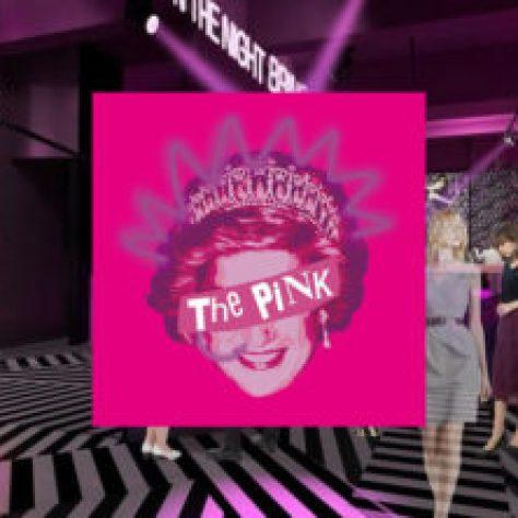 ザピンク大阪 大阪ミナミの人気クラブ、一面ピンクのヒップホップを中心としたクラブ!