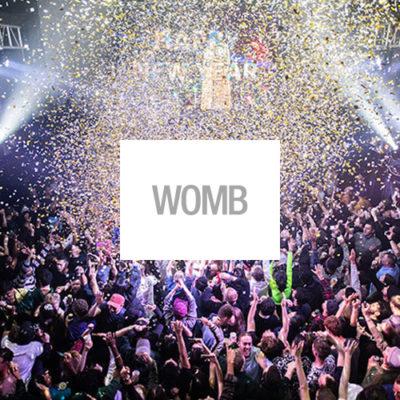 【渋谷】WOMB(ウーム)渋谷で最も有名なクラブ!お一人でもOKなクラブ!
