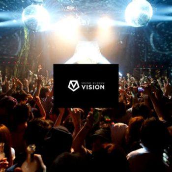 【渋谷クラブ】渋谷の人気のクラブ「VISION(ビジョン・ヴィジョン)」渋谷VISIONとは、渋谷人気のナイトクラブです。サウンドミュージアムヴィジョン、渋谷VISIONと呼ばれるクラブ、ライブハウスは渋谷で人気の大型クラブです。