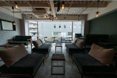内装-シーシャラウンジ「SWAY」 - カフェアンドバースウェイ- Cafe&Bar sway(渋谷シーシャカフェ)