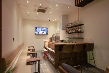 内装 Cafe and shisha bar 禅-zen- カフェアンドシーシャゼン