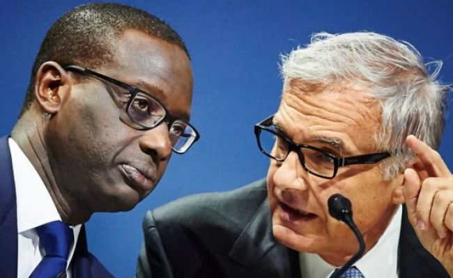 Credit Suisse Boss Tidjane Thiam Quits After Spying