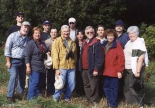 Cap Tourmente - 28 septembre 2002
