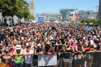 SF Gay Pride 2016