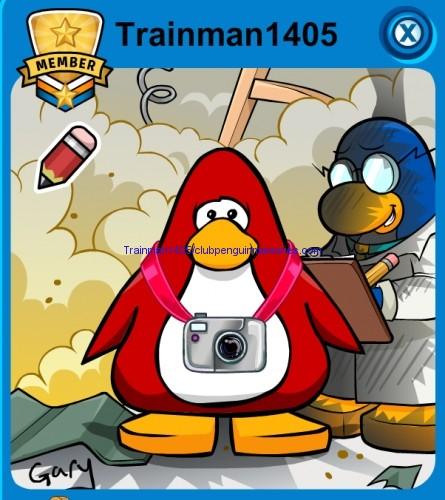 Aunt Arctic Waddling Around Club Penguin! (Everyone else left) (5/5)
