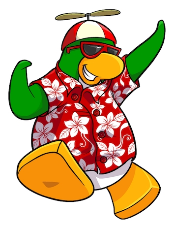 Club Penguin Rookie Meetup Times - July 2013