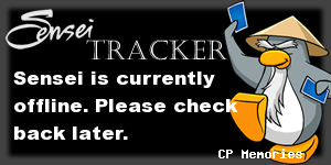 Club Penguin Trackers (6/6)