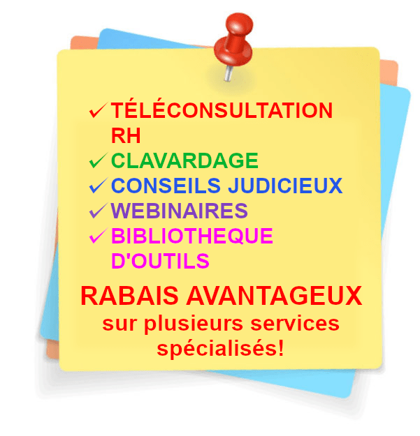 Téléconsultation RH Rabais Avantageux