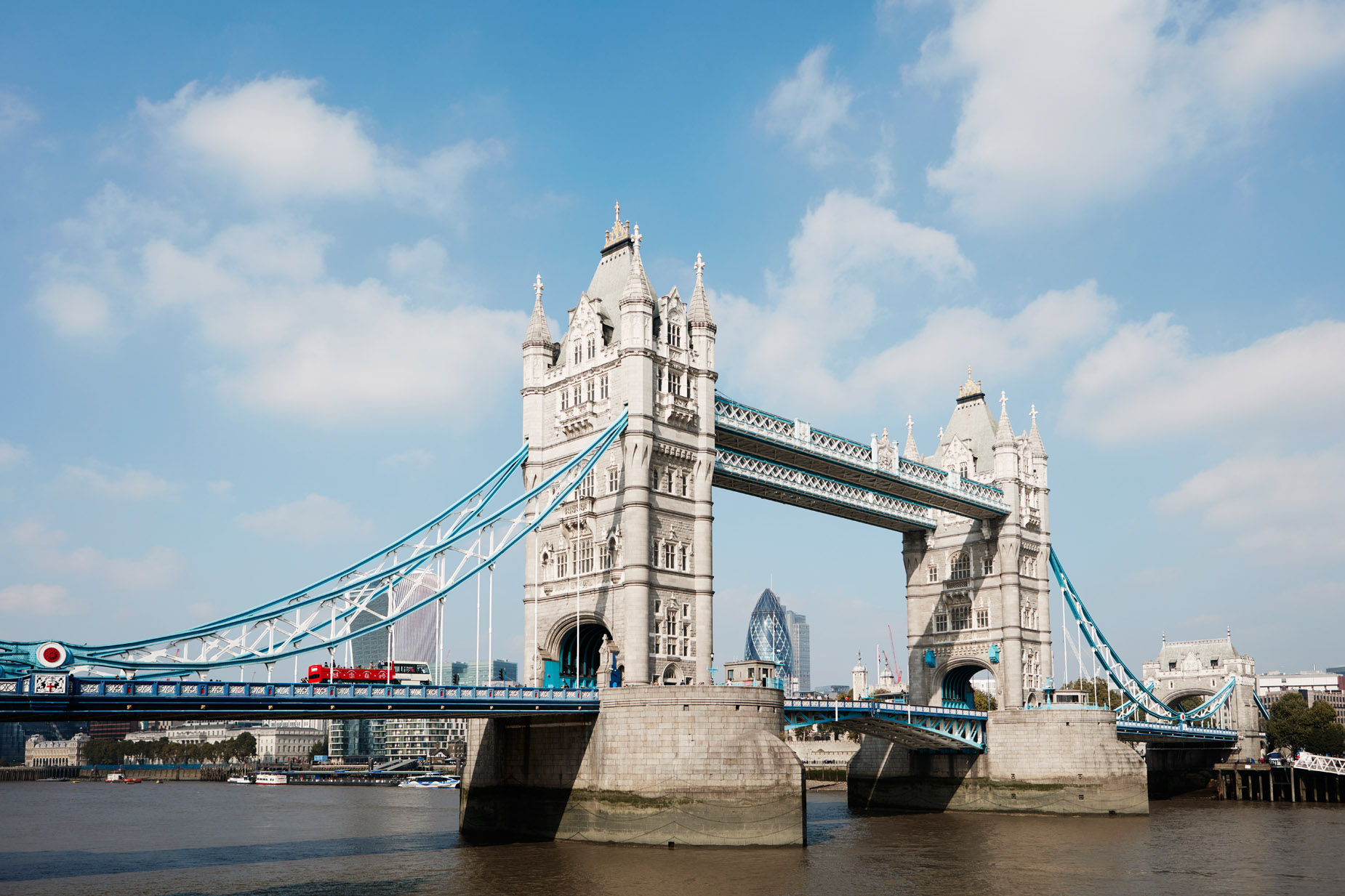 London S Tower Bridge