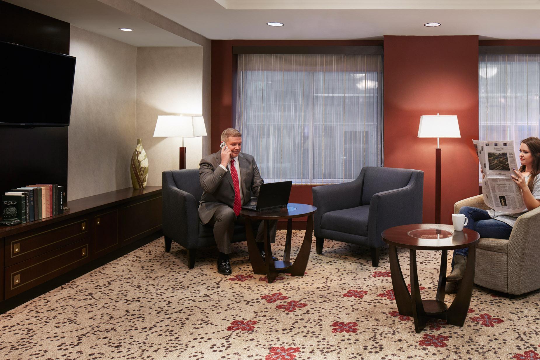 Club Quarters Hotel in Washington DC  A Business