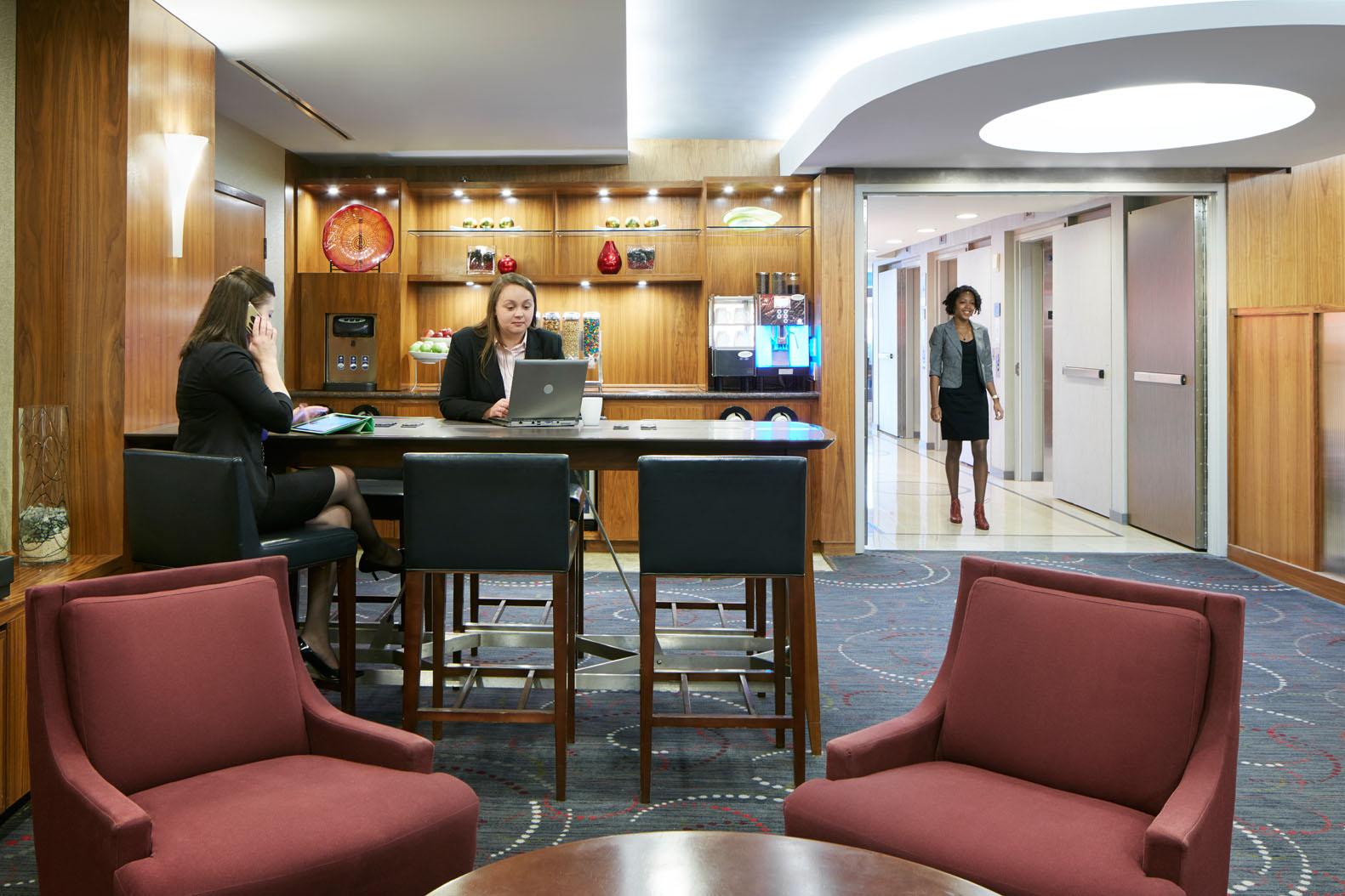 Club Quarters Hotel in San Francisco  A Business Traveler