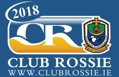2018 Club Rossie Car Sticker