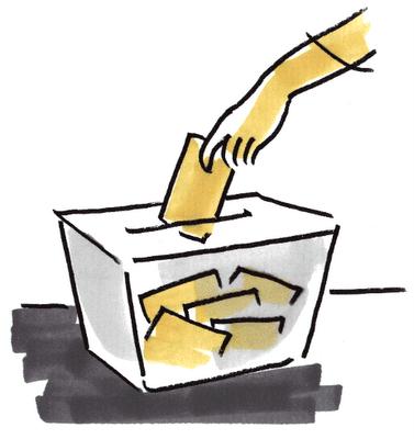 Ajornament De Les Eleccions