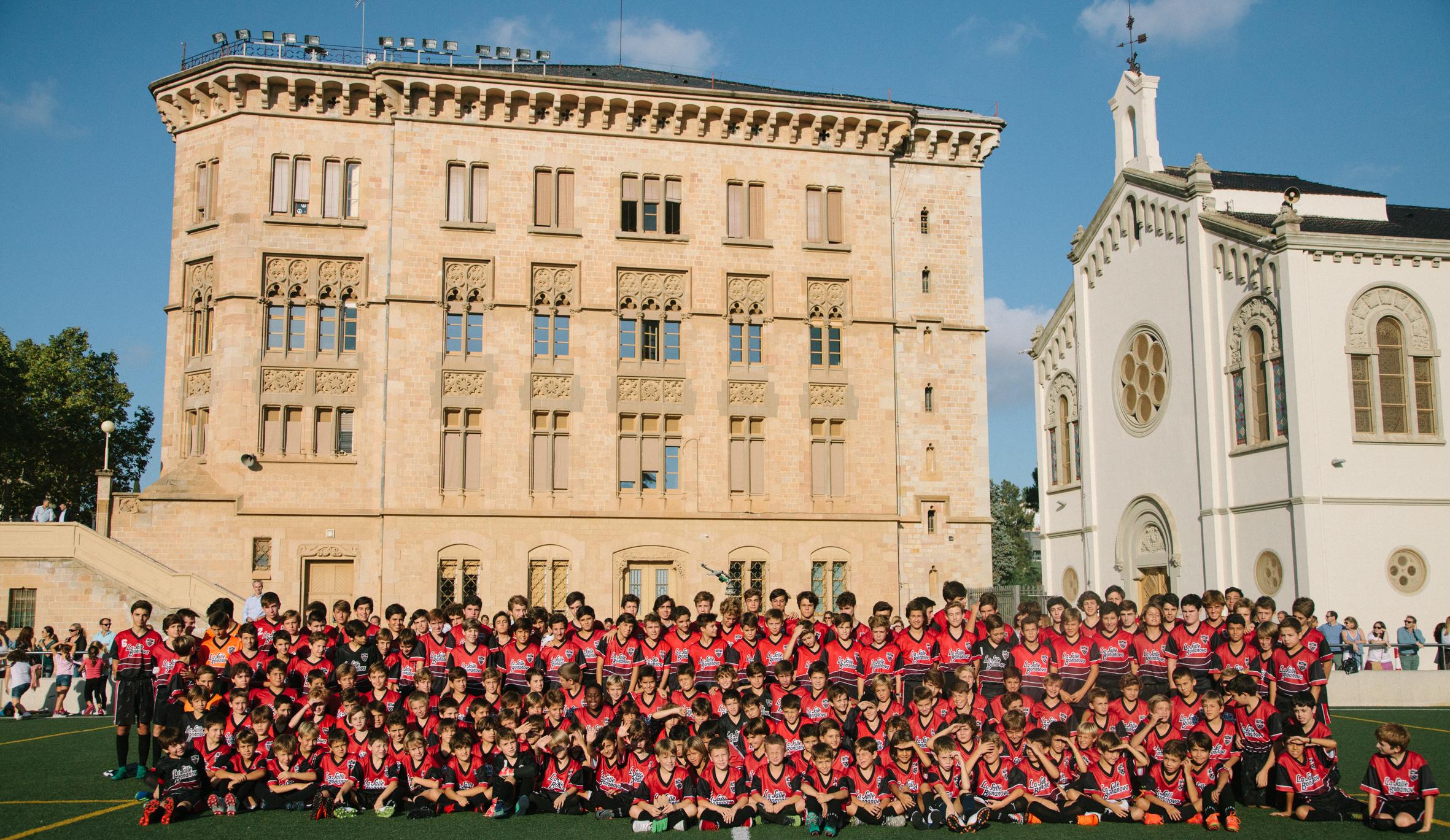 Presentació Dels Equips De Futbol