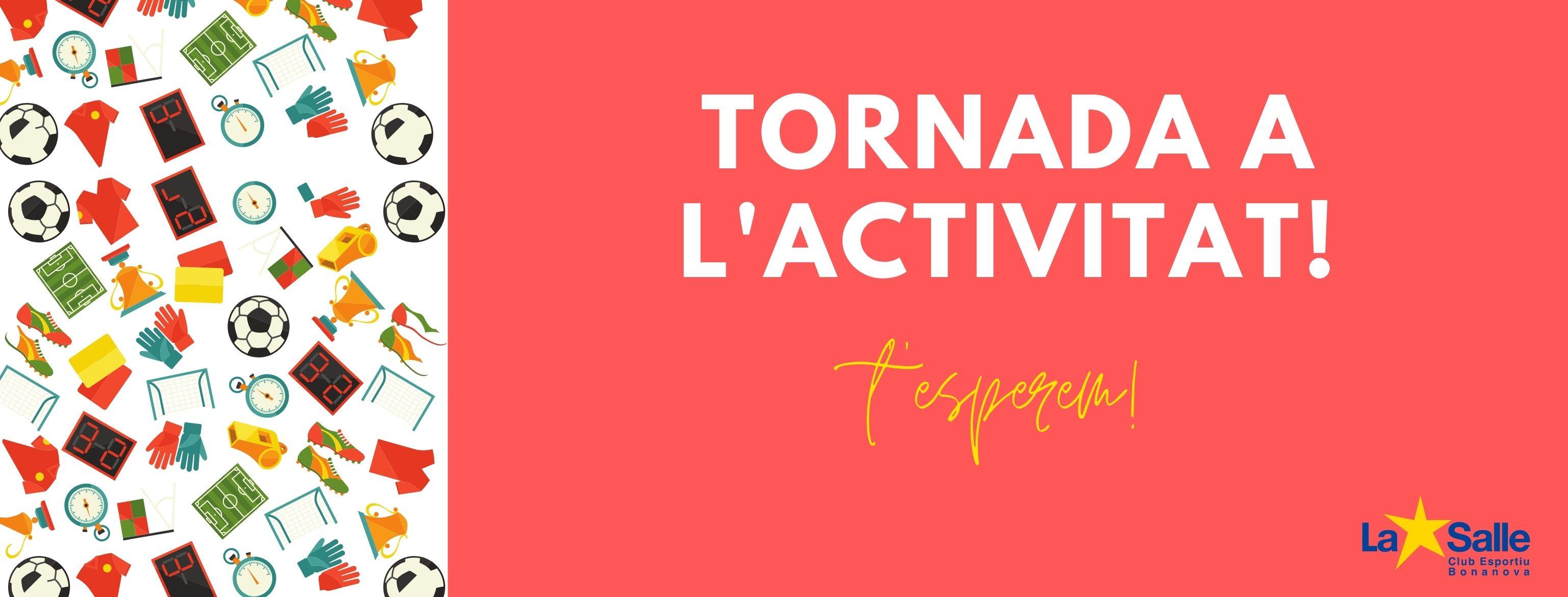 Reactivem L'activitat!
