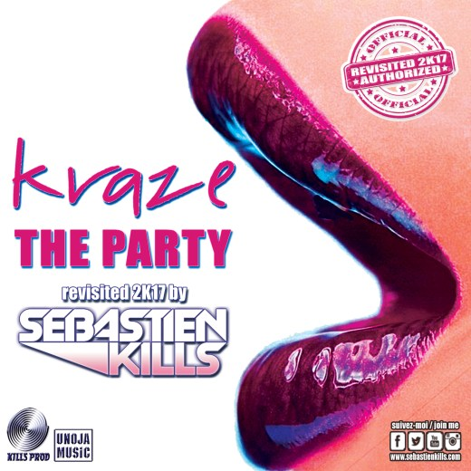 'THE PARTY' by KRAZE