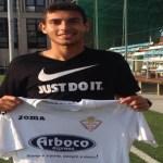 Murilo, nuevo jugador del Silva SD