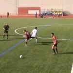 Piña y Bardanca coinciden en lo condicionado que estuvo el partido ante el Racing Villalbés