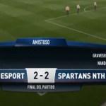 Primer empate del Silva SD eSports ante Northerly Spartans (2-2)