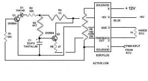 P0409 EGR Circuit A  Help!  Operation and Maintenance
