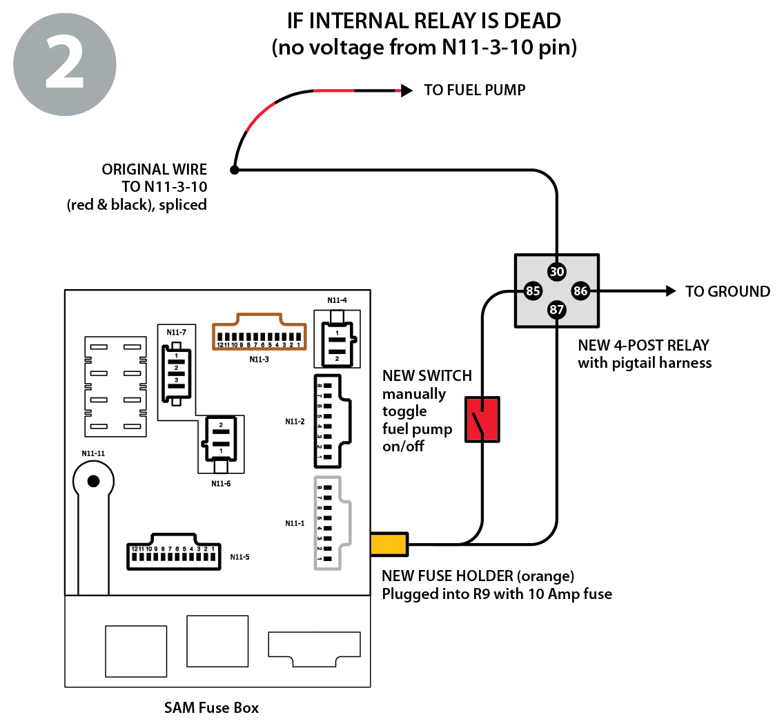 chevrolet avalanche 2nd generation fuse box diagram chevy