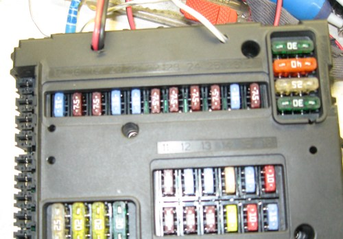 small resolution of sam woes and how to cure them how to 450 model 2005 2006 fuse box smart fortwo cdi