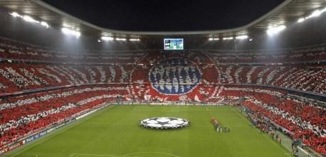 Bayern Stadium