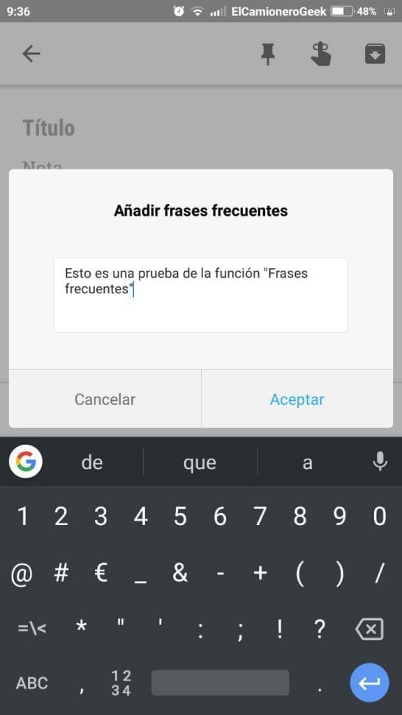 Frequent phrases: the MIUI function that maybe you did not know