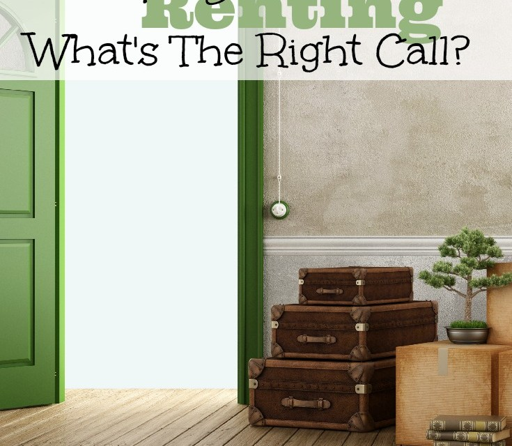 Buying a House vs. Renting: What's the Right Call?