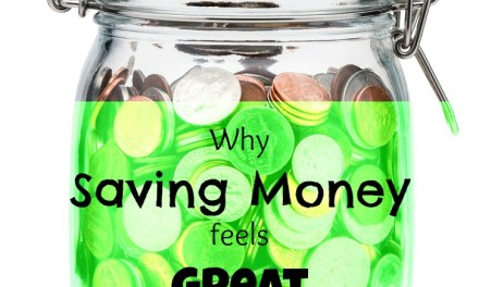 Why Saving Money Feels as Good as Spending Does