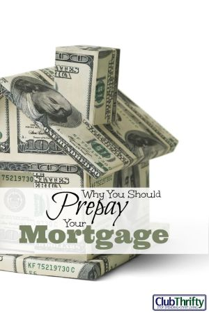 Prepaying your mortgage can cut years off the life of your loan, helping you build wealth faster. That's good for you, bad for them. Learn why here!