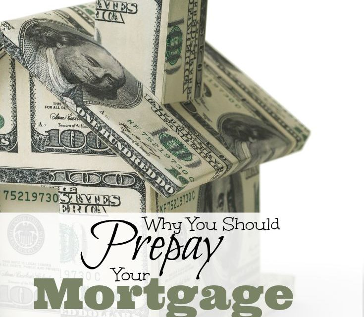 Mortgage Prepayment: Money in the Bank
