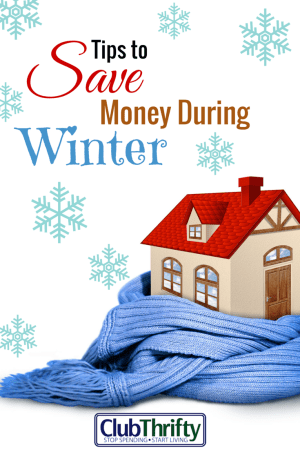 The Snowpacalypse is upon us!!! The end is nigh! Don't panic fool, it's just snow. Here are some great tips to save money during winter!