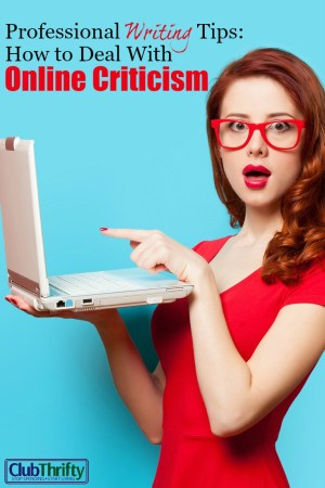 Tired of anonymous trolls tearing your work to shreds? As a professional writer, here's how I deal with online criticism and focus on my work.