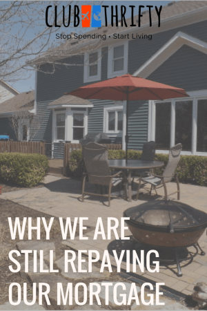 Yep, we're still prepaying our mortgage. Here's why we still think it makes sense....even after all these years.