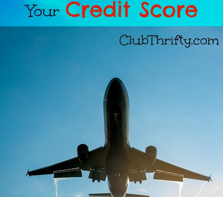 Rewards Travel and Your Credit Score
