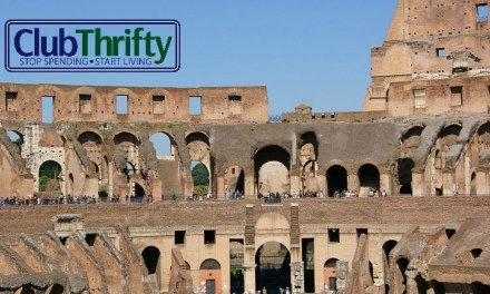 Traveling on Rewards to Italy