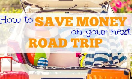 Save Money on Your Next Road Trip