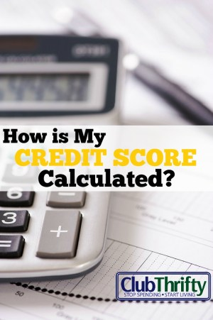Trying to build good credit? It helps to know how your credit score is calculated. Learn how the credit agencies determine your FICO score, here!