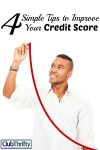 4 Simple Tips to Improve Your Credit Score